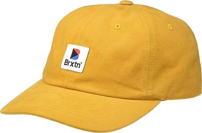 0be934e0040 Amazon.com  Brixton Unisex Stowell MP Cap Mustard One Size  Clothing