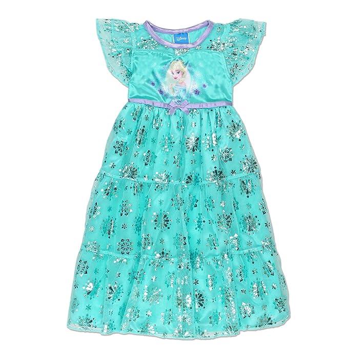 Amazon.com: Disney Girls Princess Fantasy Nightgowns: Clothing