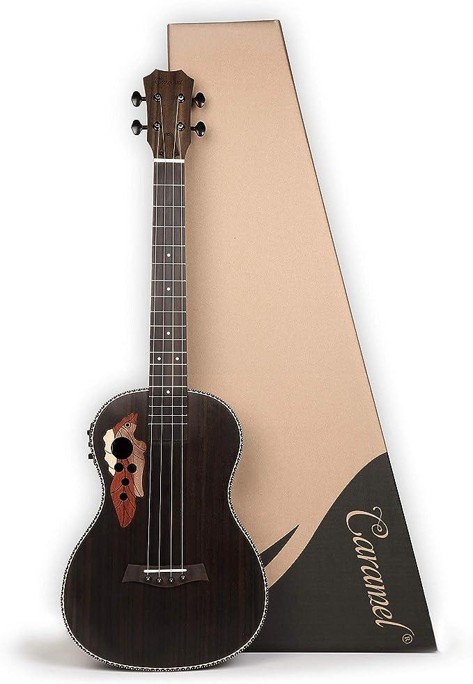 Caramel CB500 Baritone Acoustic Electric Ukulele