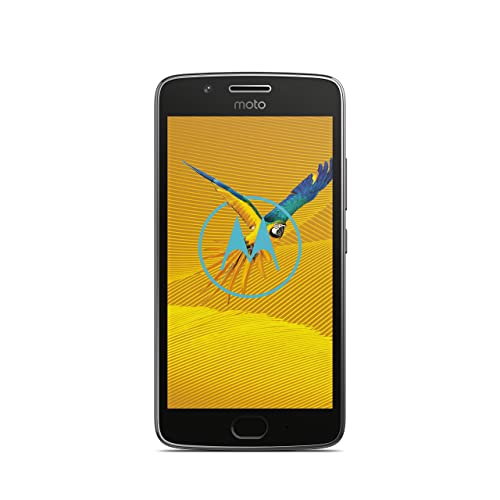 Lenovo Moto G G5 4G 16GB Gris Smartphone 12 7 cm 5 16 GB 13 MP Android 7 Gris Versión Alemana