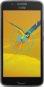 Lenovo Moto G G5 4G 16GB Gris - Smartphone (12,7 cm (5