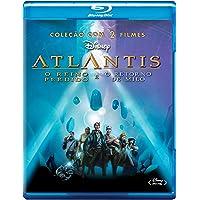 ATLANTIS COLEÇÃO 2 FILMES [Blu-ray]