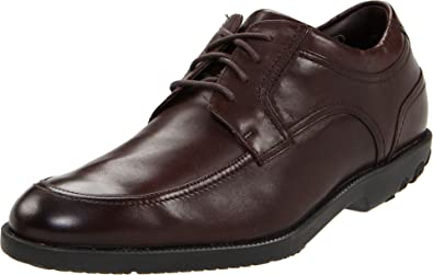 Rockport Men's Dressport Moccasin Front Oxford- Dark ...