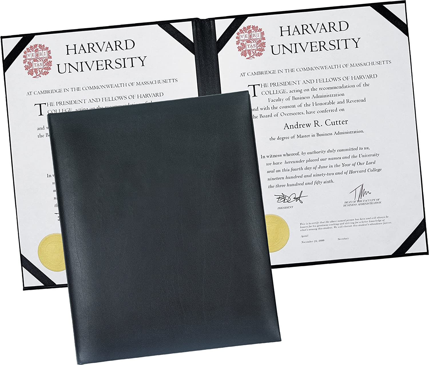 com dual leather certificate menu holder or wine list  com dual leather certificate menu holder or wine list diploma cover holds two 8 5 x 11 inserts clear protective cover