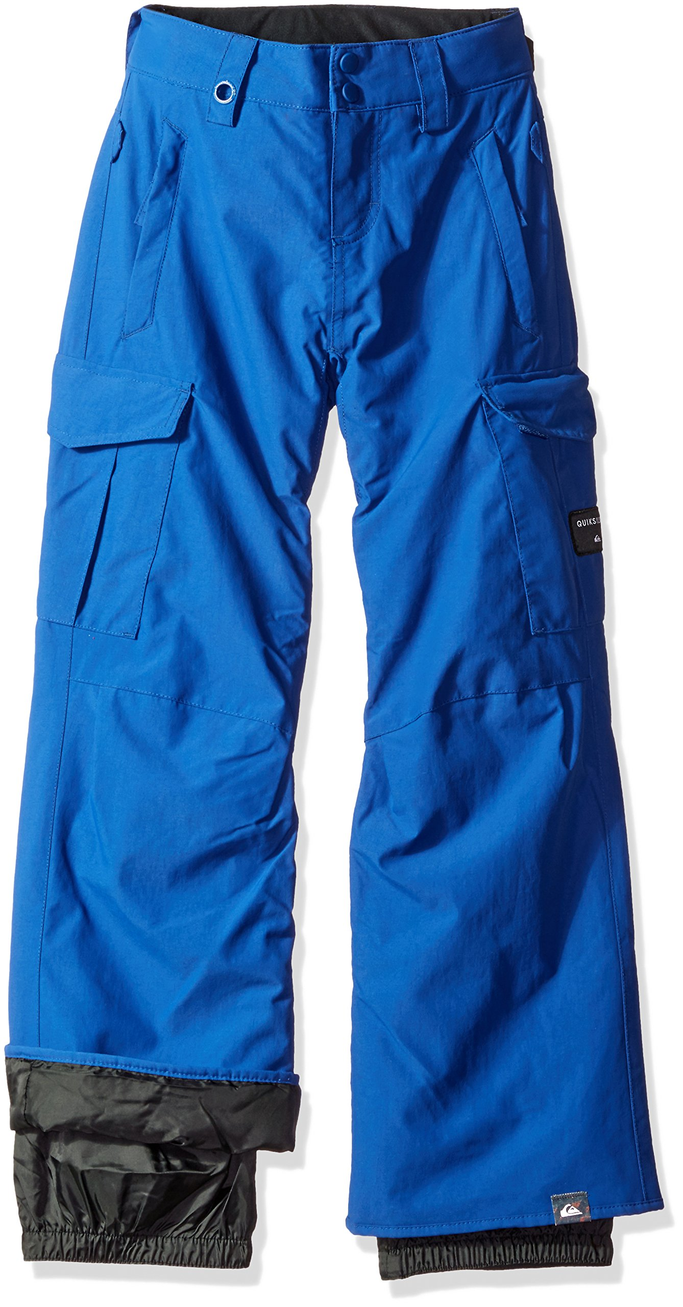 Quiksilver Big Boys' Porter Youth Snow Pant, Sodalite Blue, 14/XL by Quiksilver