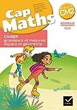 CAP Maths CM2 Éd. 2017 - Cahier de géométrie