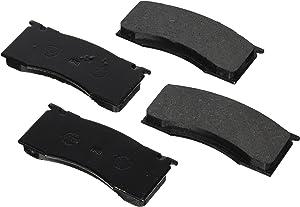 Raybestos SGD11 Service Grade Organic Disc Brake Pad Set
