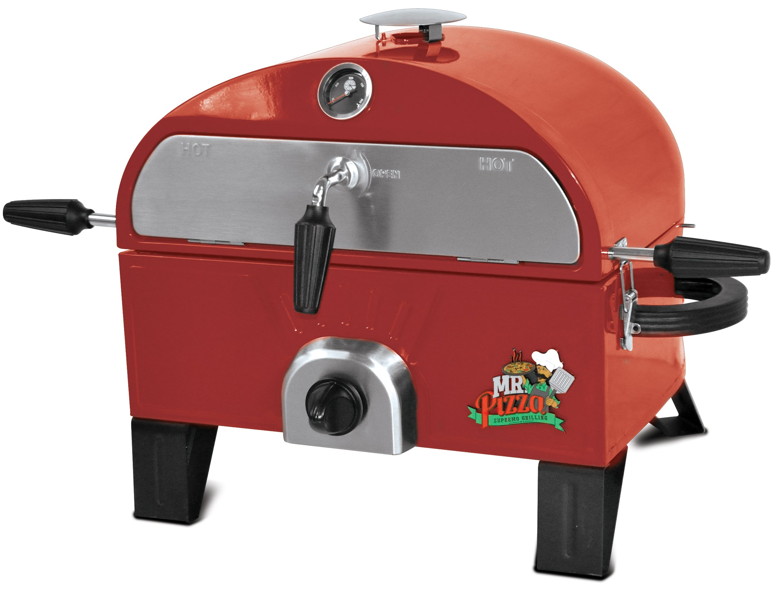 Mr. Pizza GOT1509M Pizza Oven, Red Gas Grill by Mr. Pizza