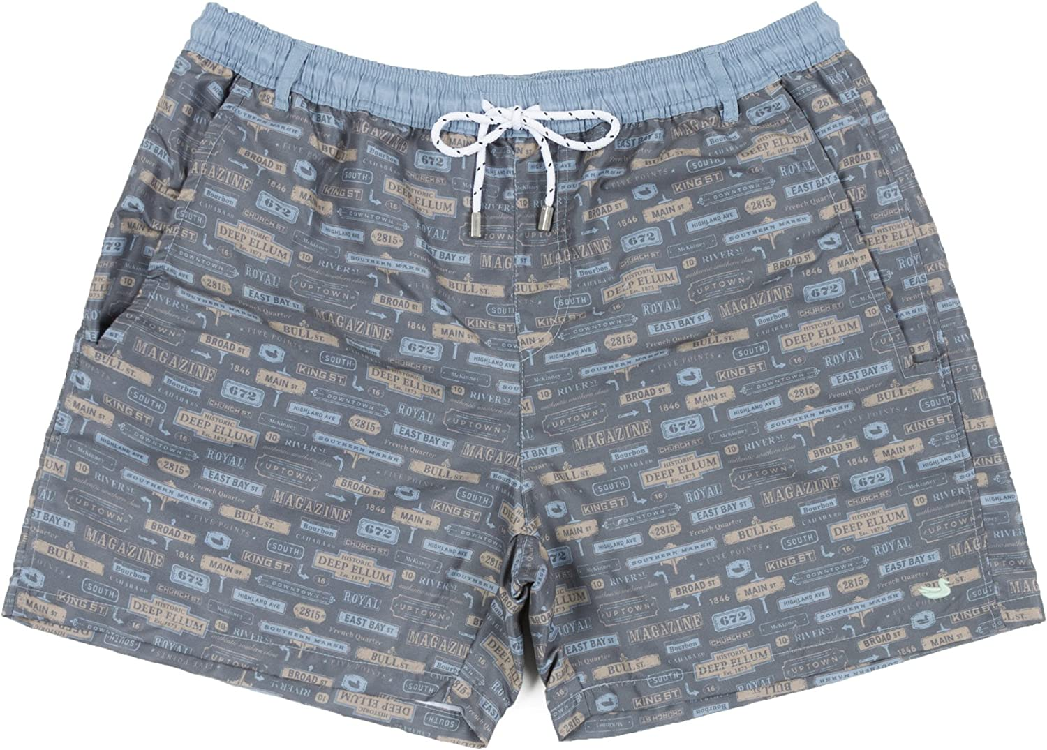 Dockside Swim Trunk - Avenues