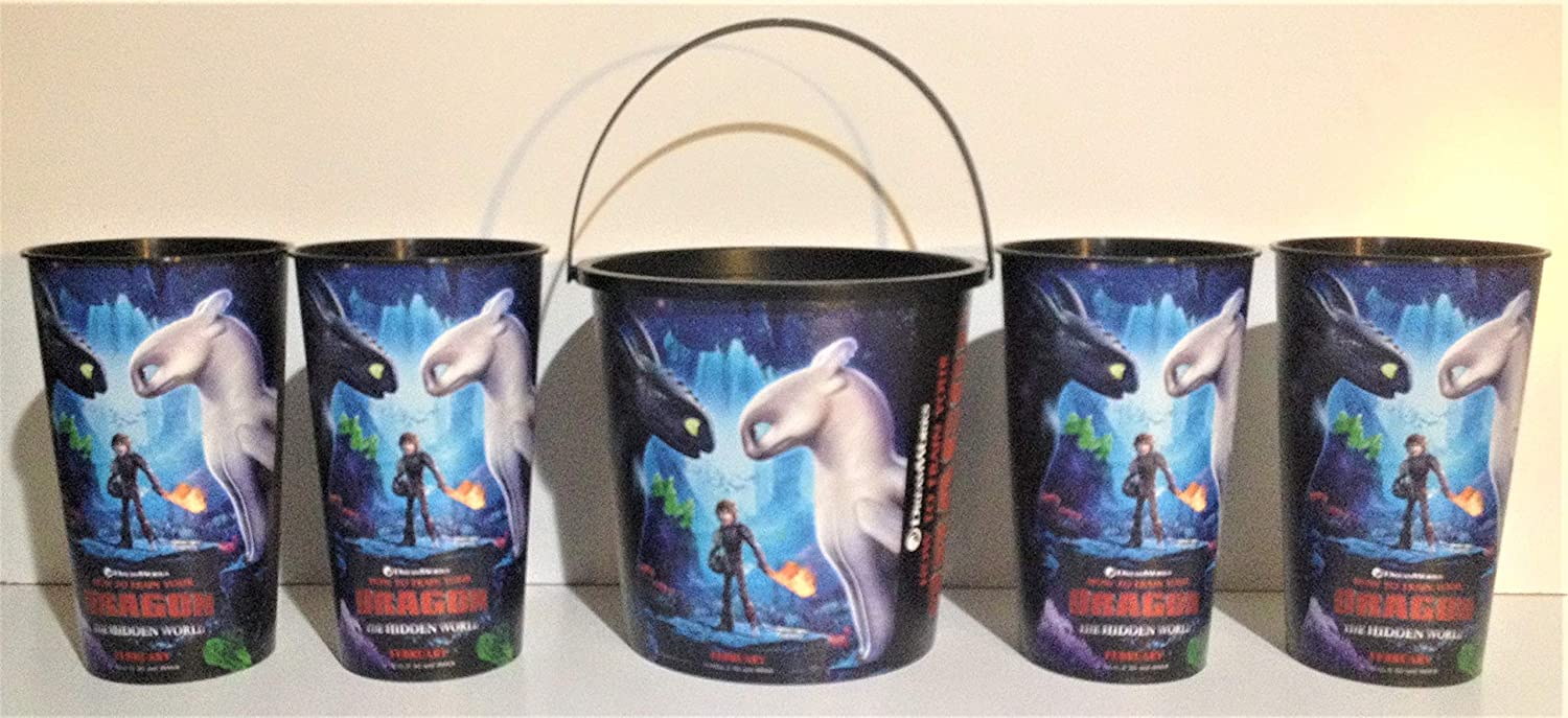 How to Train Your 3 2019 Movie Theater Exclusive 130/44 oz Family Pack