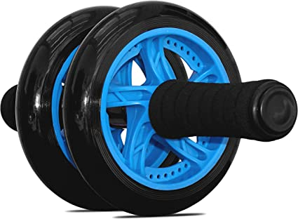 New and includes free knee mat! Ab Roller Wheel by Body Development Pro