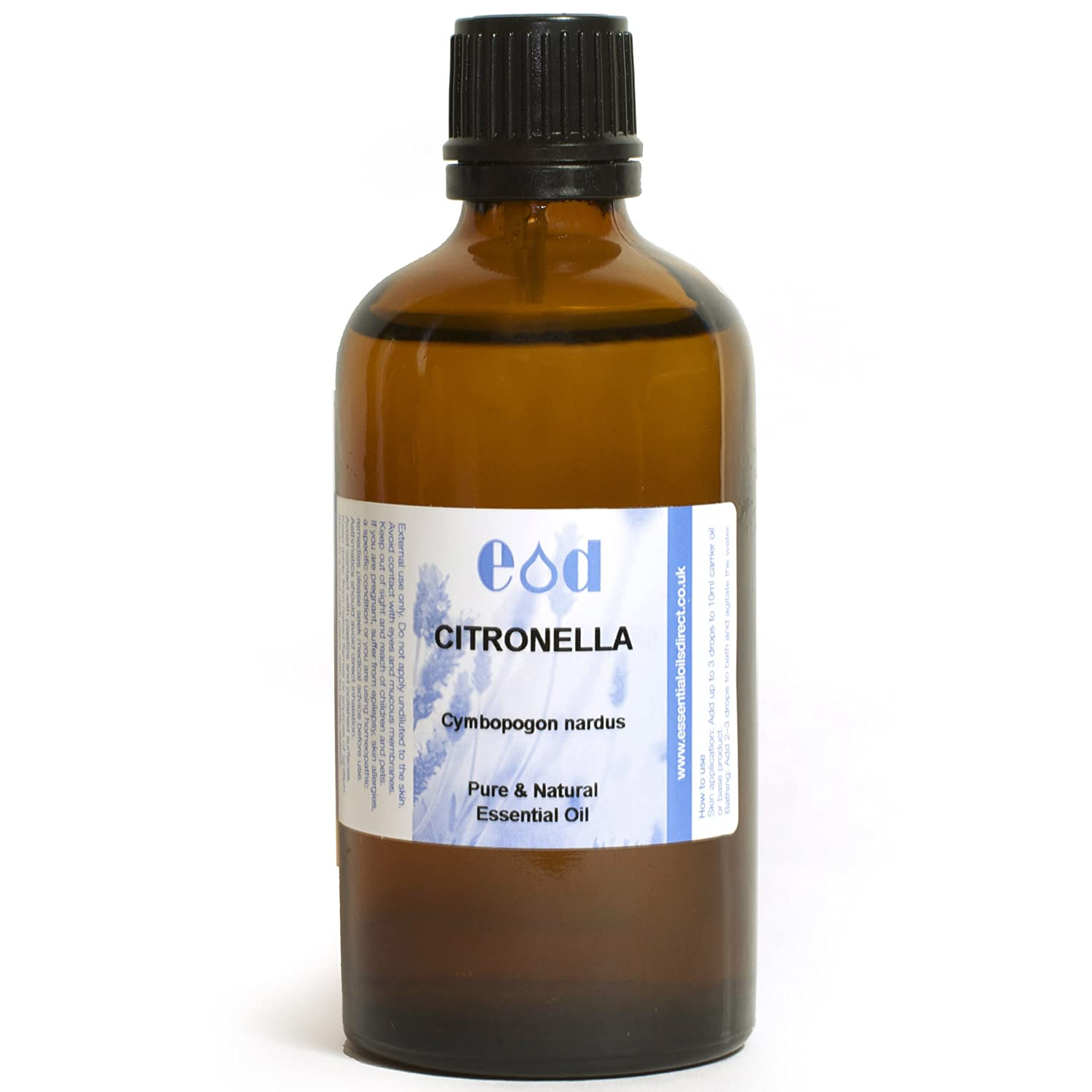 CITRONELLA, ESSENTIAL OIL Cymbopogon nardus 100ml by EOD - Essential ... for Liquid Paraffin For Constipation  157uhy