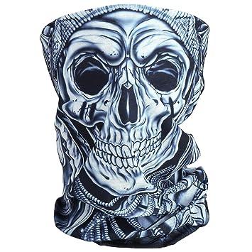 cido Premium Tormenta Máscara Calavera Máscara multifonction ...