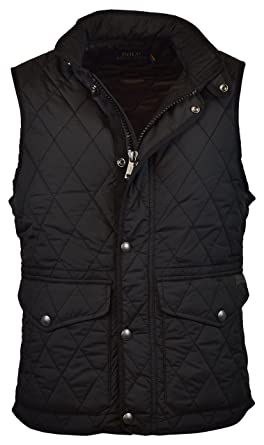 Polo Ralph Lauren Men s Iconic Quilted Vest at Amazon Men s Clothing ... 8f0ffb05e