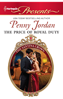 The Price of Royal Duty (The Santina Crown Book 1)