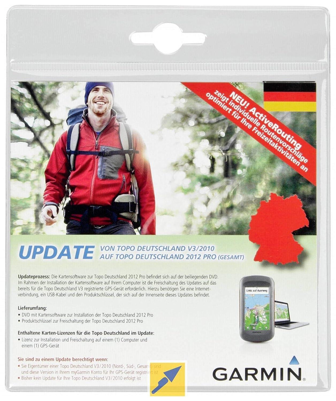 Update Topo Deutschland V3//2010