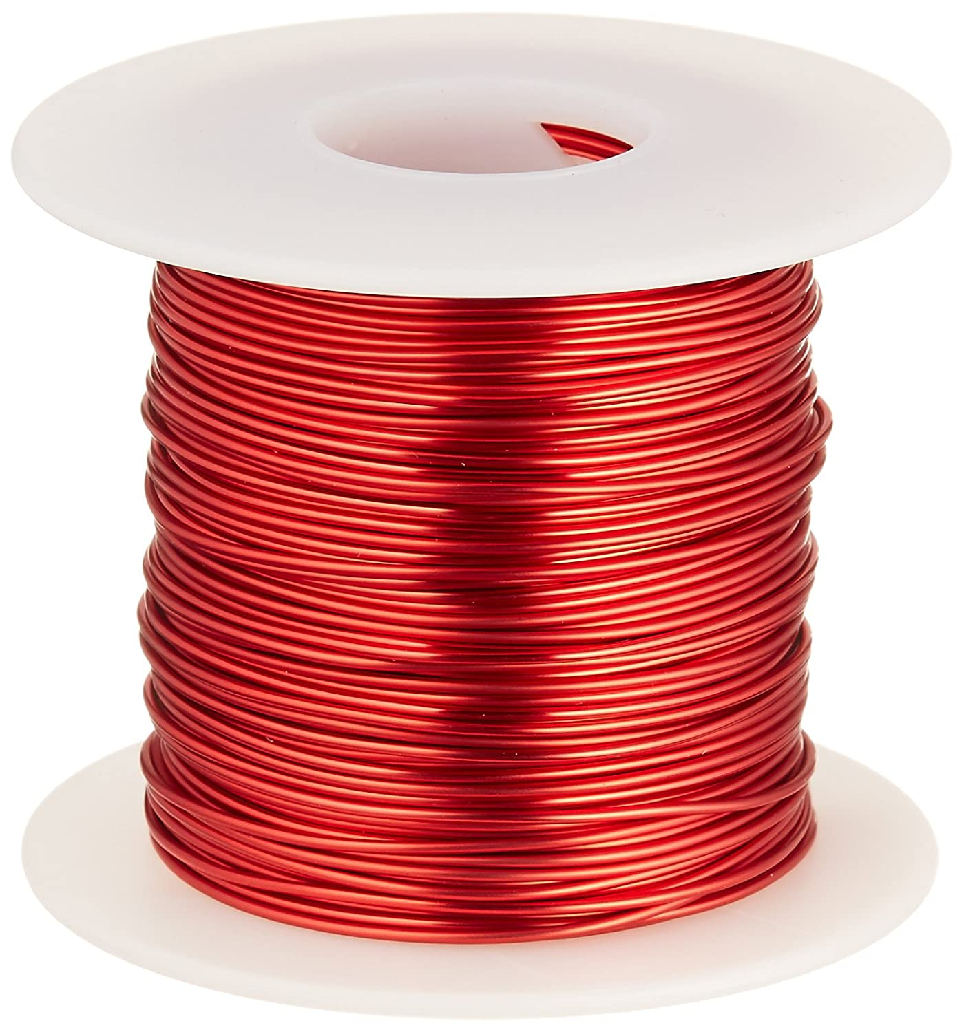 Remington Industries 18SNSP Magnet Wire, Enameled Copper Wire, 18 ...