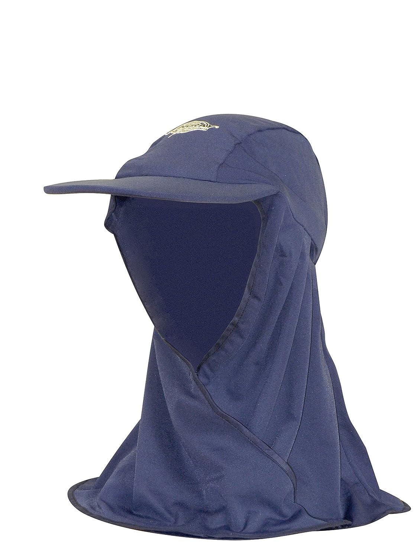 0bb69e865 UPF 50+ Full Face & Neck Coverage - UV Protective Sun Drape - Nomad Hat