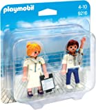 PLAYMOBIL Cruise Ship Officers Building Set