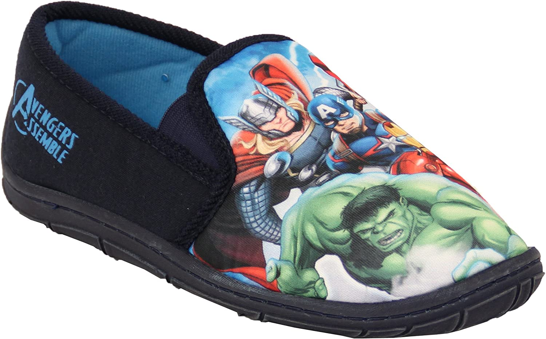 Zehentrenner Jungen Marvel Avengers Captain America   Multicolor Gummiband Hulk Gr/ö/ßen von 26 bis 33 Thor Iron Man 26//27 EU