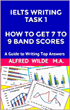 IELTS WRITING TASK 1  HOW TO GET 7 TO 9 BAND SCORES: A Guide to Writing Top Answers
