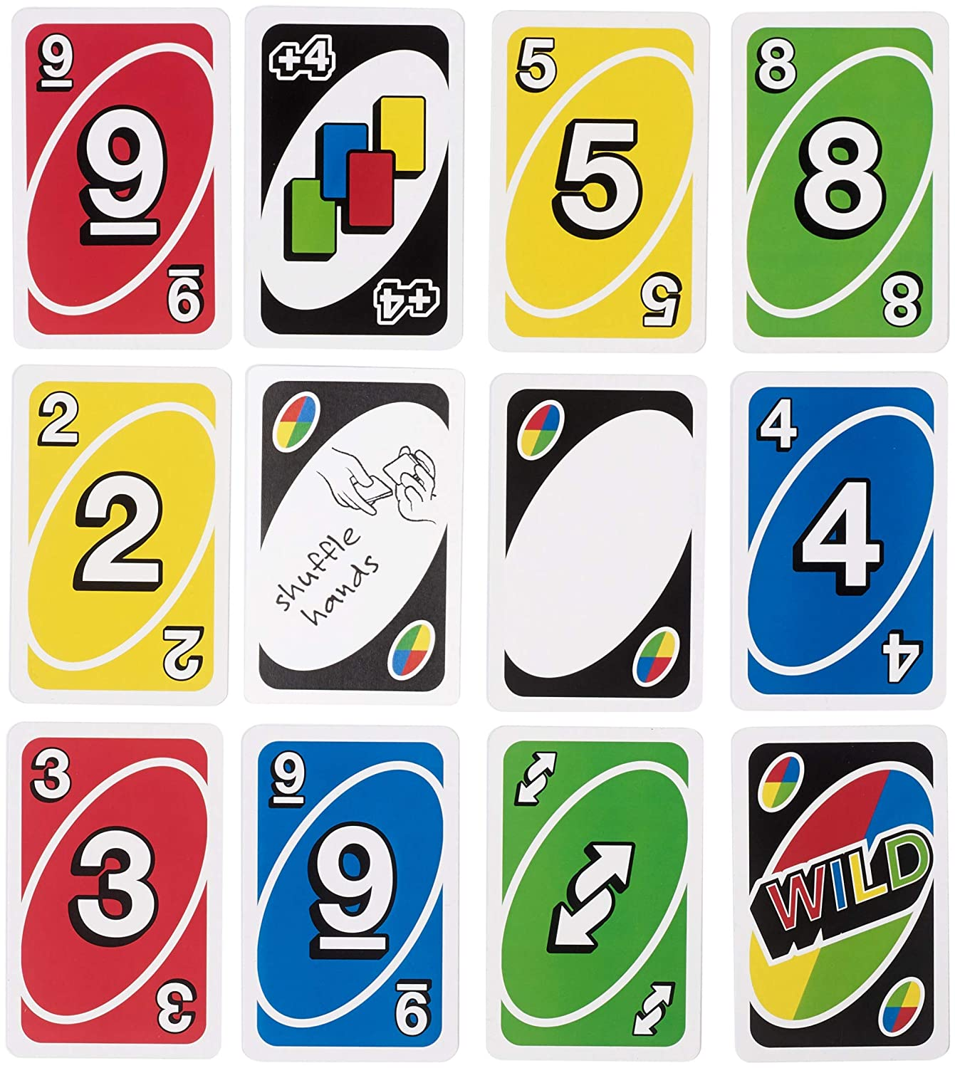 photo about Printable Uno Cards named UNO Card Match