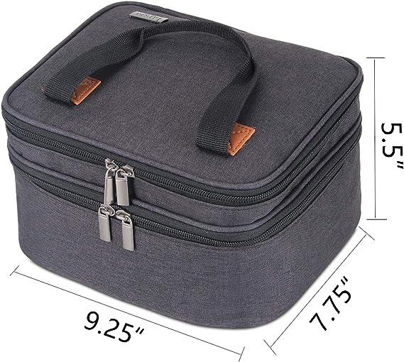 Luxja Bolsa para XuanPad Mini Proyector, Bolsas para QKK ...