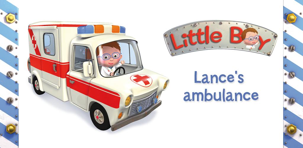 Lance's ambulance - Little Boy: Amazon.com.br: Amazon Appstore