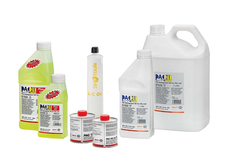 BEHR HELLA SERVICE 8FX 351 213-041 *** PREMIUM LINE *** Aceite de compresor, ISO 150, Capacidad: 240 ml Hella KGaA Hueck & Co.