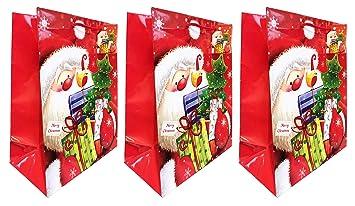 Bolsas de regalo navideñas extragrandes «Merry Christmas ...