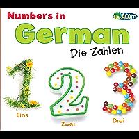 Numbers in German (World Languages - Numbers)