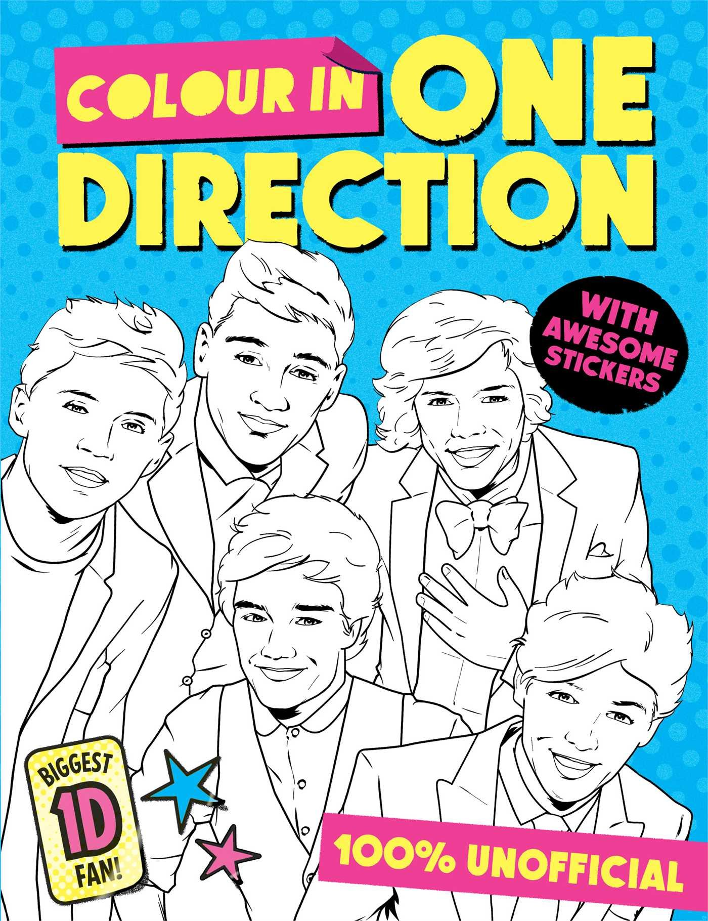 1 direction coloring pages - Colour In One Direction Colouring Book Amazon Co Uk Simon Schuster Uk 9781471118678 Books