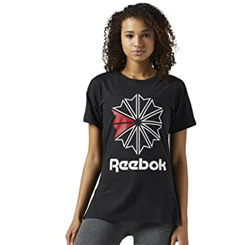 de3e967a0 Reebok Classic Women's Graphic Tee: Amazon.ca: Sports & Outdoors