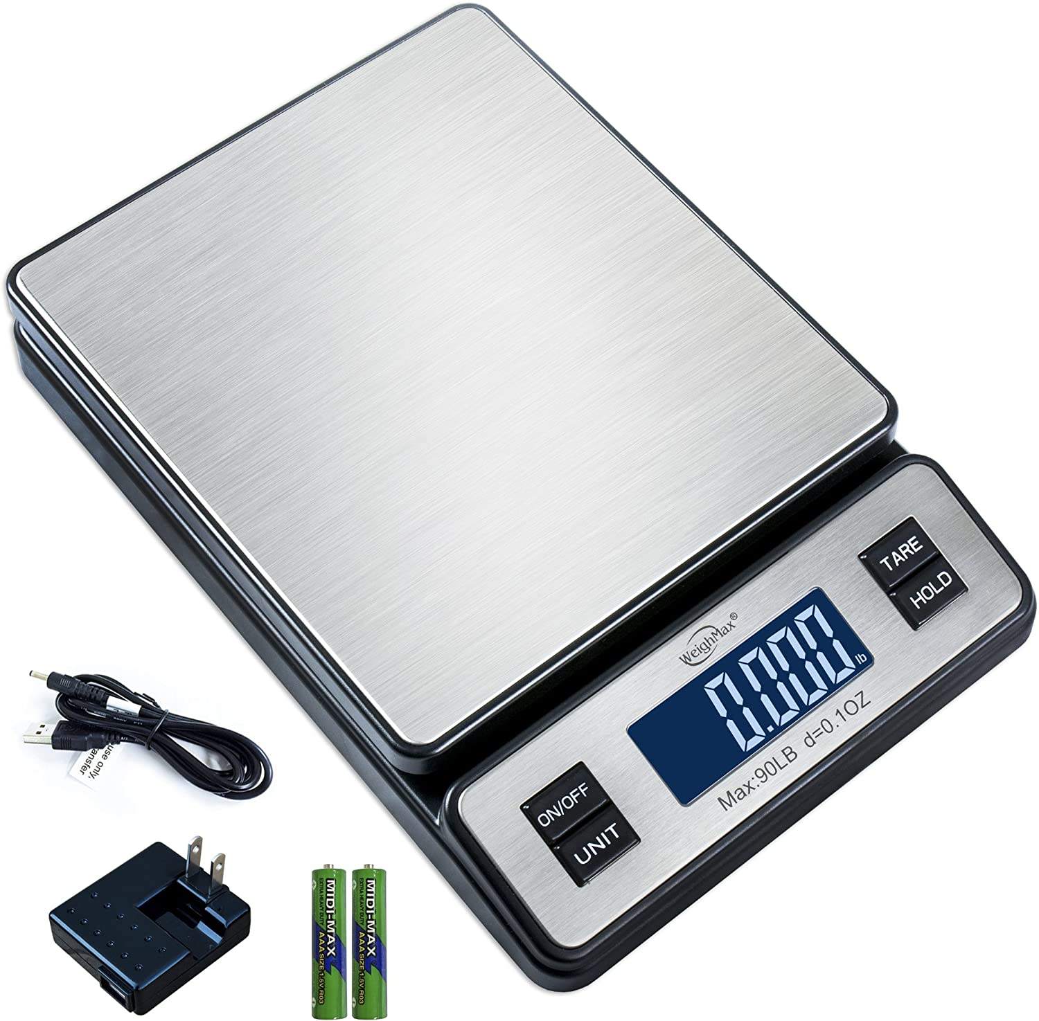 9. WeighMax Xtro 330 Industrial Postal Scale