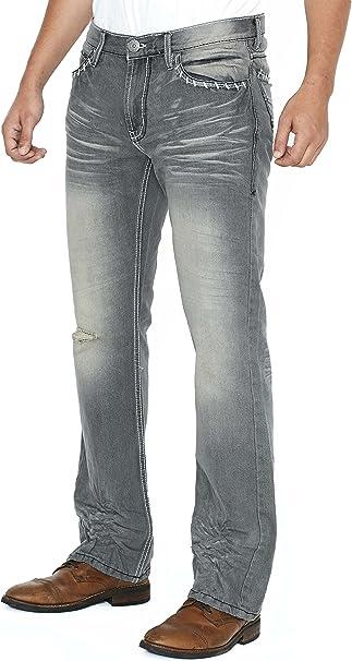 Amazon.com: Slim Bootcut Men's Jeans
