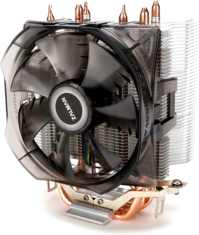 Enfriador de CPU Zalman con base (CNPS8X Optima)