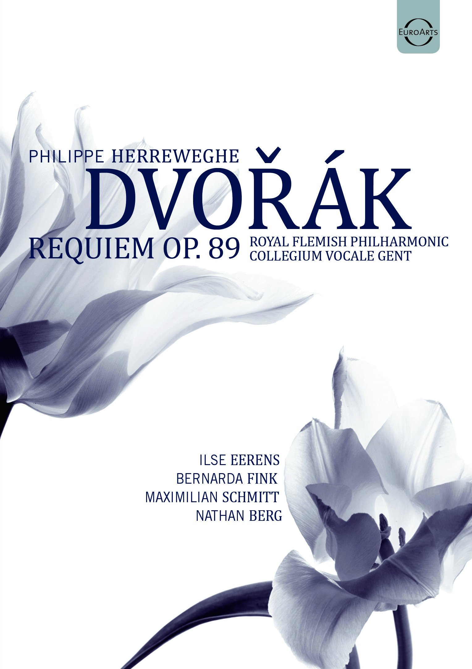 Philippe Herreweghe - Antonin Dvorak: Requiem Op 8 (Blu-ray)