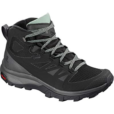 Salomon OUTline Mid-height GORE-TEX Women's Hiking Shoes | Hiking Boots