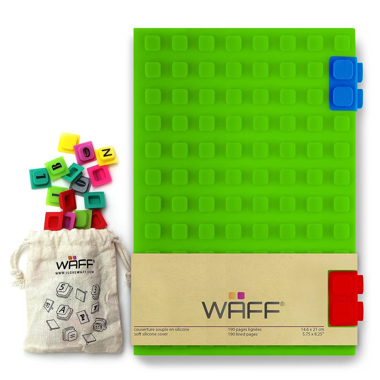 Waff Combo – Notizbuch Kreative M Schwarz B00IKEMFFQ   Lebendige Form