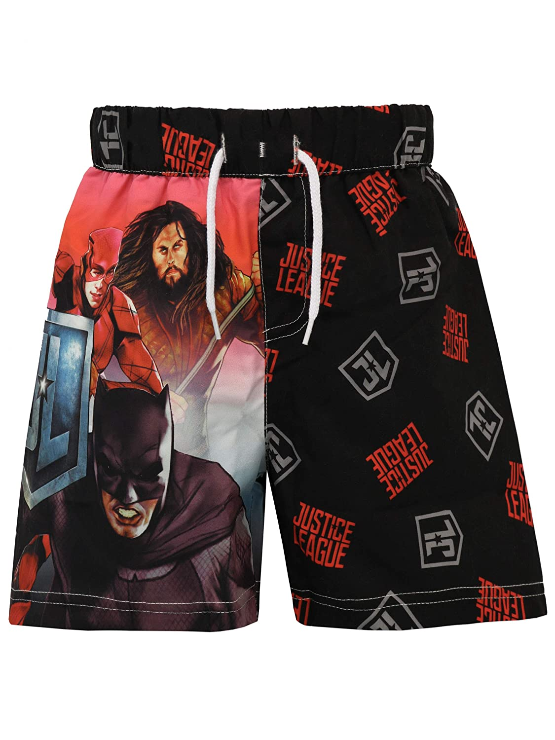 DC Comics Boys Justice League Swim Shorts