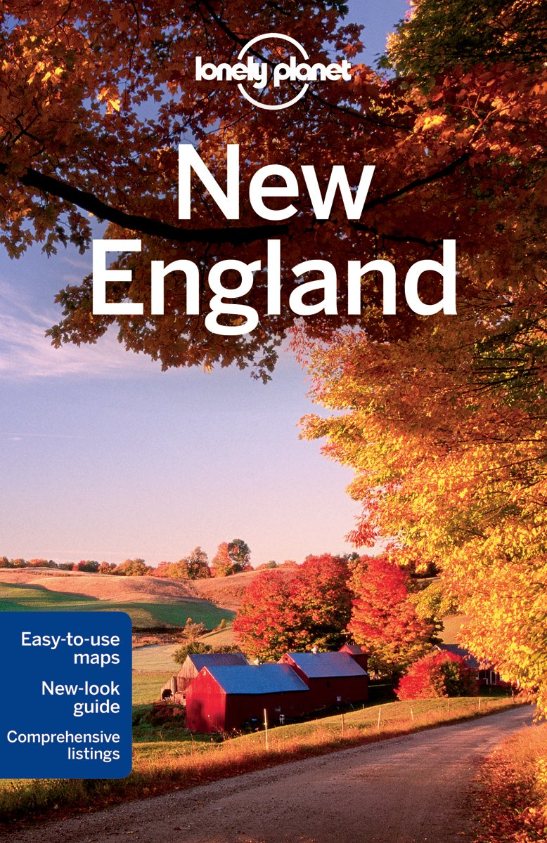 New England: Regional Guide (Country Regional Guides)