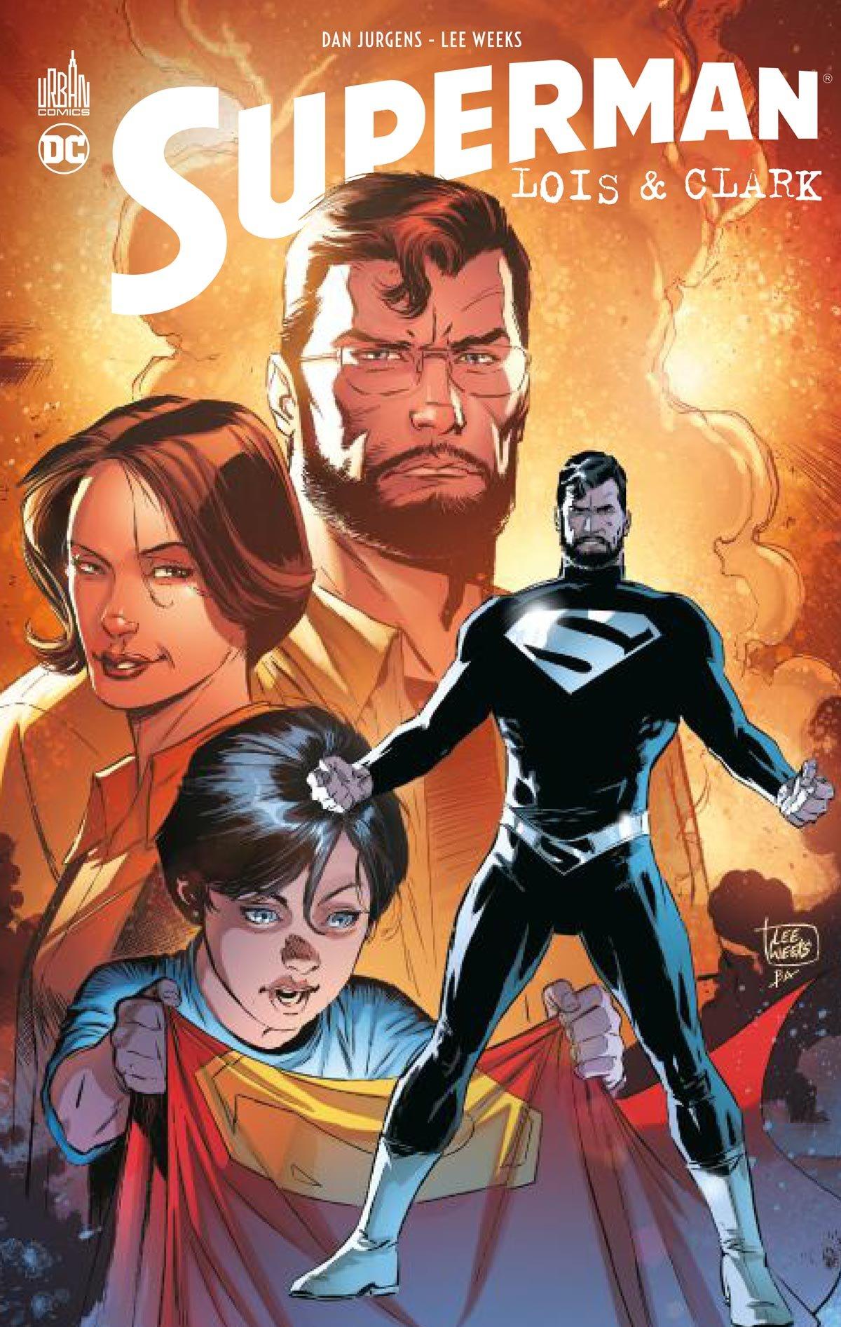 commencer comics superman