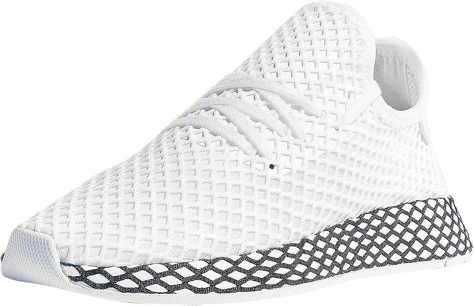 Adidas Deerupt S Sneaker (schwarz, weiß) für 61,58€ inkl.…