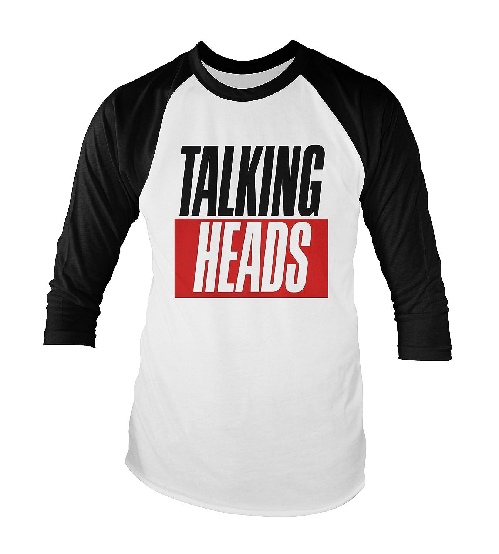 Talking Heads Unisex Baseball T Shirt All Sizes Colours Amazon