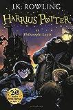 Harrius Potter 1 et Philosophiae Lapis (Latin Edition)