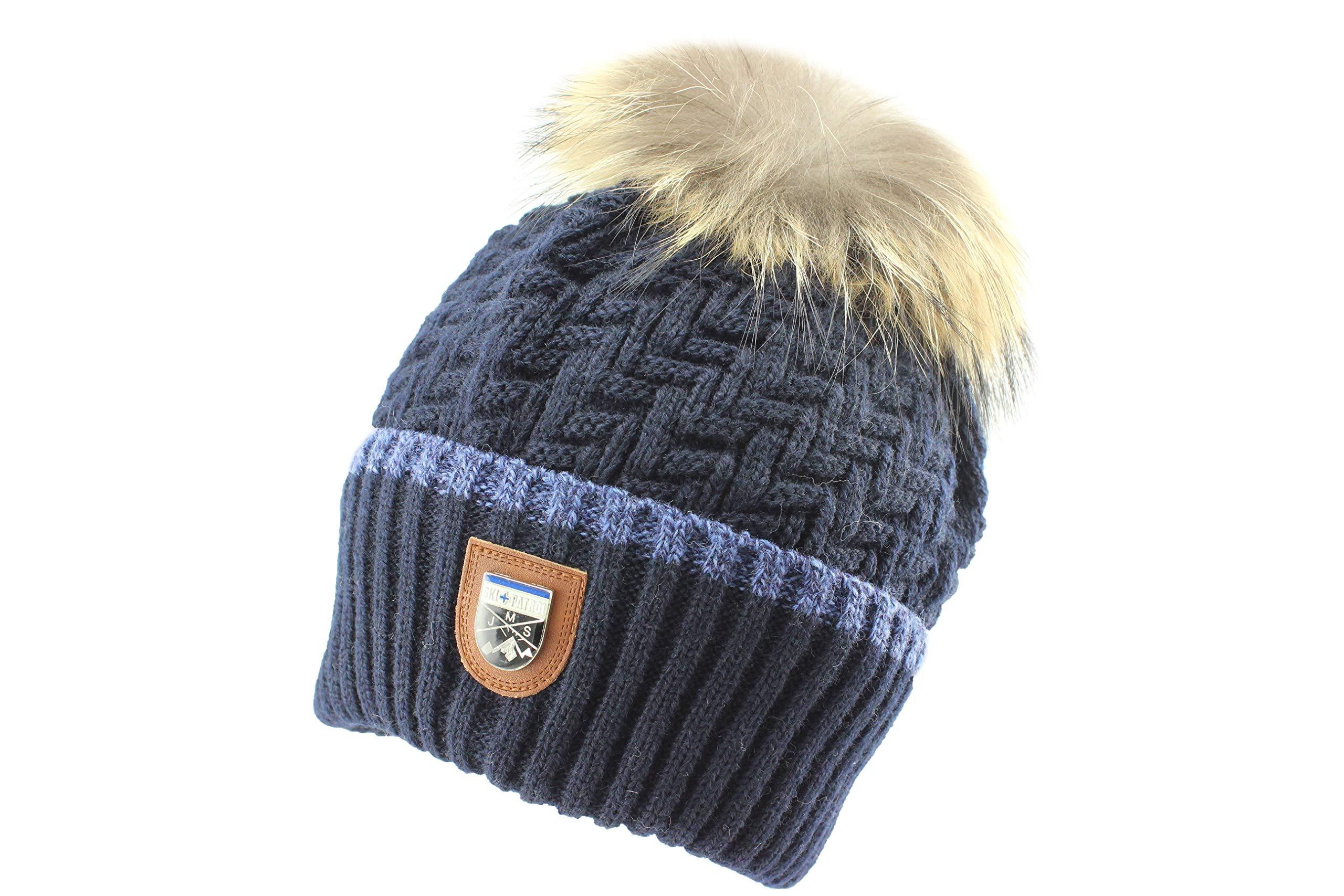 Jamiks Kellen I Warm Boys Winter Pom Pom Beanie Hat