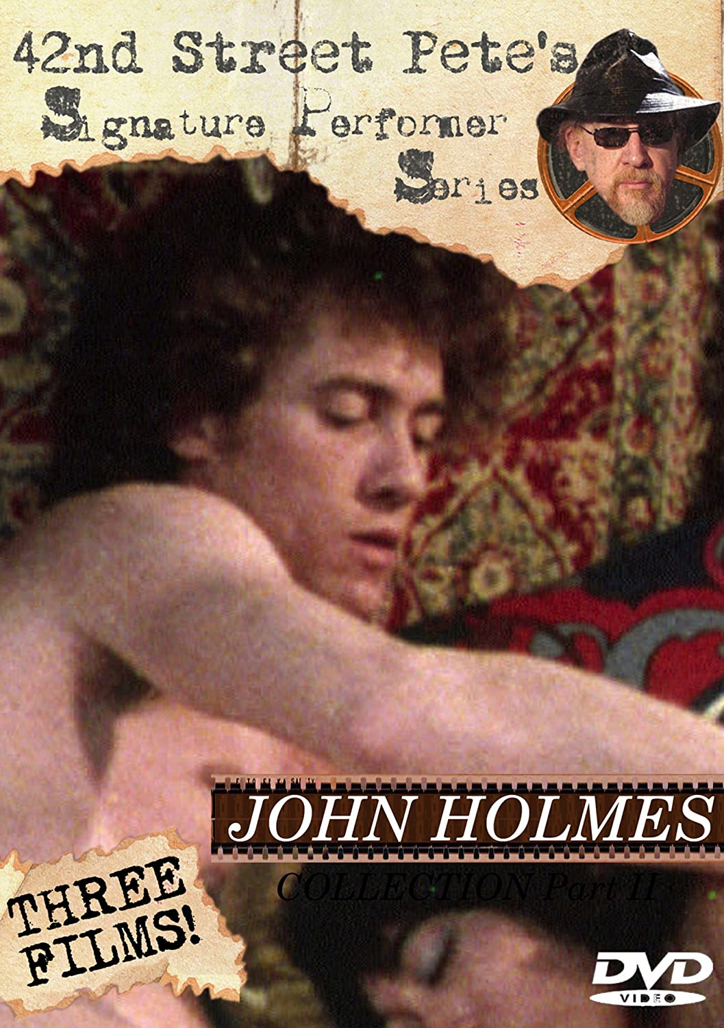 Amazon Com Nd Street Petes John Holmes Collection Part  Movies Tv