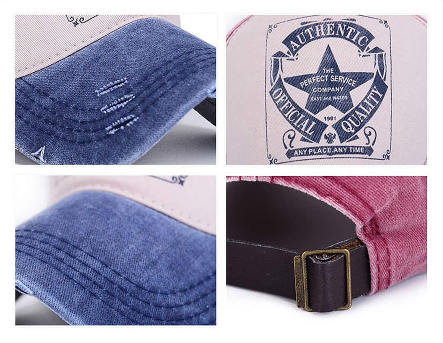 6 Colors Star Patchwork Baseball Cap Men Outdoor Tennis Hats Sports Woman Cap Cotton Custom Hat
