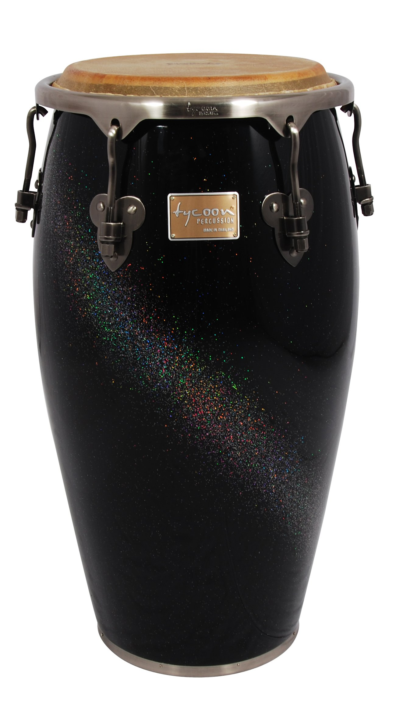 Tycoon Percussion 12 1/2 Inch Master Diamond Series Tumba With Single Stand