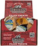 REDBARN Cheese n' Bacon Filled Hoof Dog Chew, 25